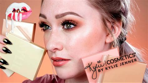 Cosmetics Kylighter cosmetics kylighter impressions swatches