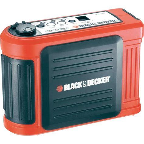 black and decker start it black decker start system bdv040 70104 jump start