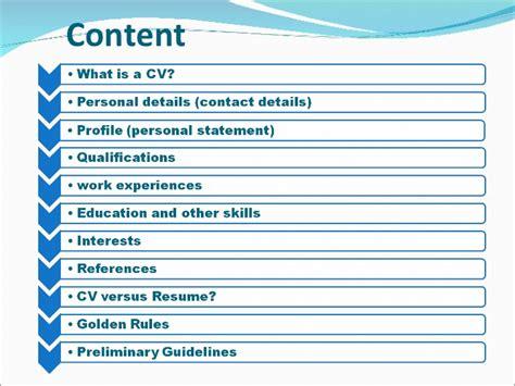 resume writing powerpoint presentation cv writing ppt ahmed hamdy