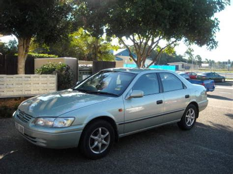 2000 Toyota Camry Size 2000 Toyota Camry Specs