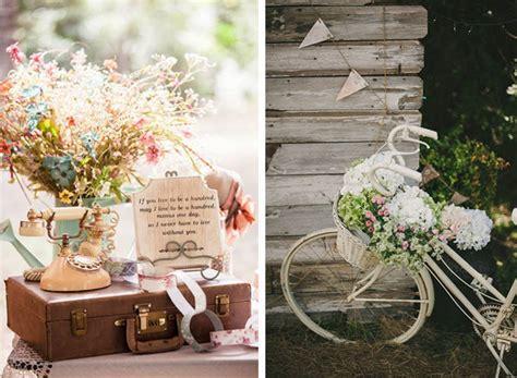 imagenes vintage bodas decoraci 243 n de bodas vintage 54 ideas originales y sencillas