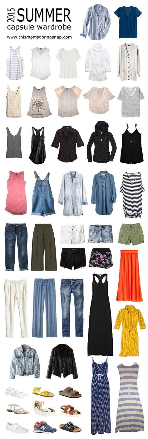Summer Capsule Wardrobe by Style Summer Capsule Wardrobe This S Gonna
