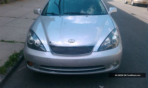 lexus sedan 2005 2005 lexus es330 base sedan 4 door 3 3l