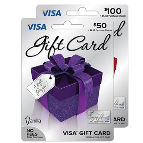 Vanilla Gift Card Visa - vanilla visa gift card various amounts sam s club
