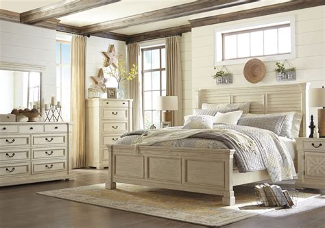 Bolanburg Bedroom Set by Bolanburg White Panel Bedroom Set B647 54 57 96
