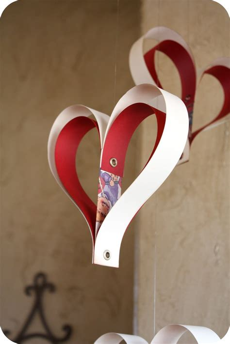 heart decorations home paper heart decoration youtube