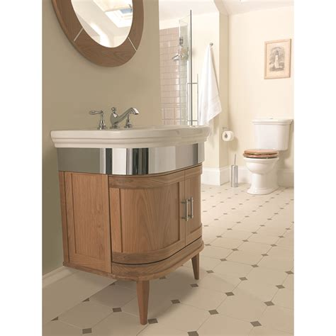 cream bathroom vanity units carlyon large basin 715mm with thurlestone wall hung