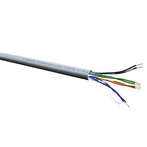 Vascolink Cable Utp Cat 5e Utp Kabel Lan Cat 5e Cca Cat5e value kabel utp cat 5e 300m