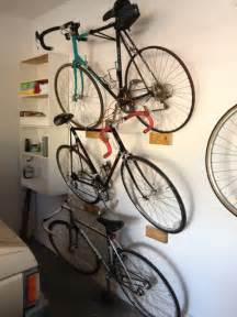 Bike Storage For Small Apartments by 25 Best Ideas About Hanging Bike Rack On Pinterest Bike