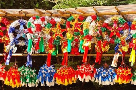 traditional paper christmas decorations not only in the philippines decorations