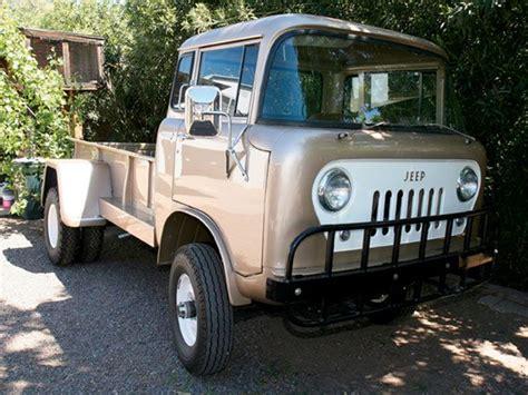 Jeep Truck 1960 Jeep Fc 1960 4x4 Dually P U Heaven On Wheels
