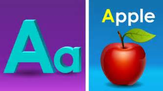 phonics song with two words a for apple abc alphabet