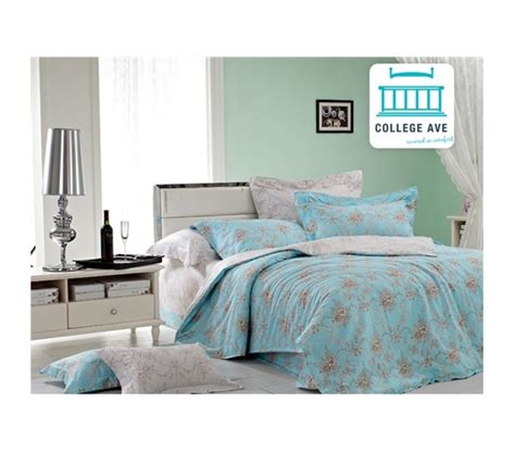 college comforter quality cotton sky garland twin xl comforter set