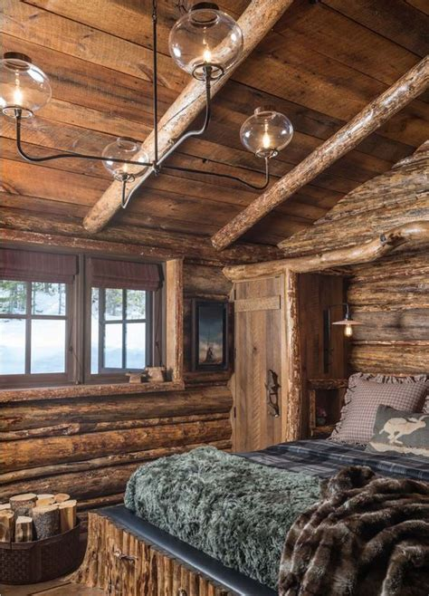 amazing examples  cabin decor