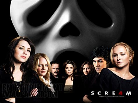 Scream 4 Movie Wallpaper 2011 | All Entry Wallpapers