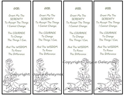 printable religious bookmarks to color 5 best images of printable christian bookmarks on prayer