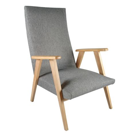 mid century lounge chair with compass for sale at pamono