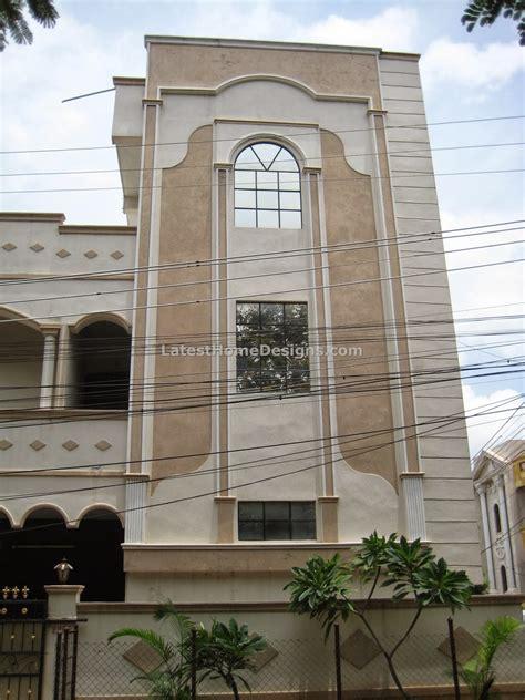 3 floor house elevation designs andhra building elevations of andhra pradesh joy studio design