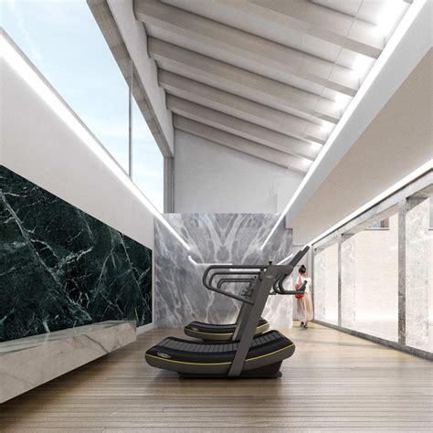architetto roma interni beautiful render di interno per palestra technogym