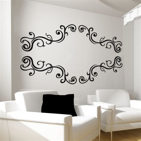 wall stickers uk wallstickers folies baroque wall stickers