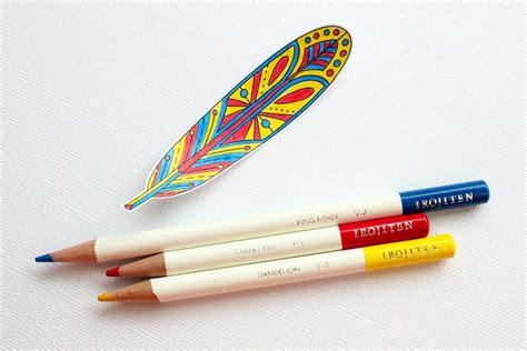 coloring with colored pencils 5 color combinations to use with colored pencils tombow