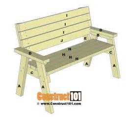 bench plan best 25 2x4 bench ideas on diy wood bench