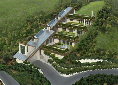 bermed house multi level berm home ideas pinterest earth house