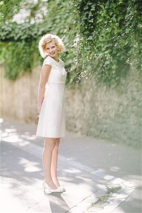 60er Jahre Stil by Noni 2014 Insa Hochzeitskleid Im 60er Jahre Stil Mit