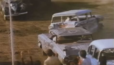 ouch  demolition derby  lovely cars destroyed