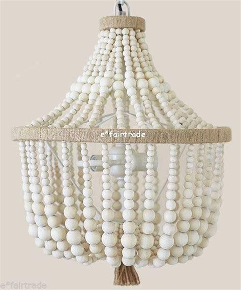 wood bead chandelier pottery barn 14 best images about sweet room on