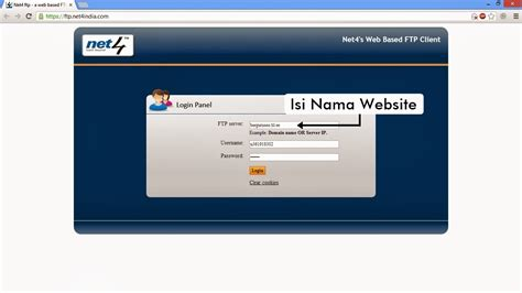 script untuk membuat web sederhana cara membuat website sederhana untuk pemula dalam 5 menit