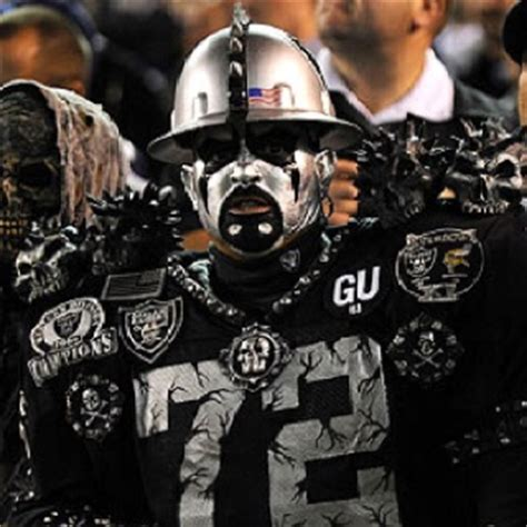 oakland raiders fan experience top 17 ideas about raider nation on pinterest raiders
