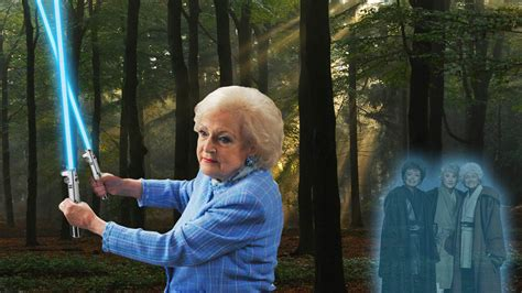 Day Night Double Blind Betty White Jedi Master The Adventures Of Accordion Guy