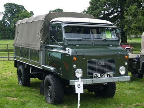 land rover truck land rover forward series iib 110 army truck