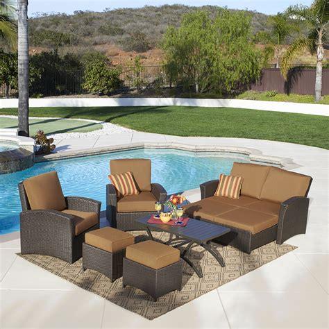 mission patio furniture chicpeastudio