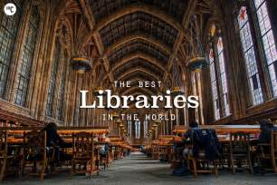 best libraries the 20 coolest libraries in the world hiconsumption