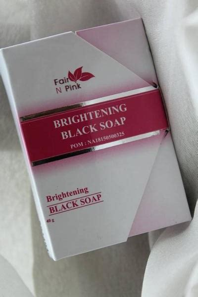 Sabun Fair N Pink Black black soap fair n pink pusat stokis agen stokis surabaya jakarta indonesia