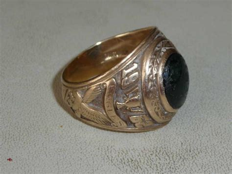 Embry Riddle Mba Class Ring by 1962 Class Ring Want To Id The Owner So I May Return It