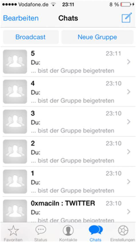 whatsapp  ios  screenshots