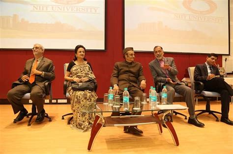 Niit Mba Placements by Niit Neemrana Celebrated Its Fourth Annual