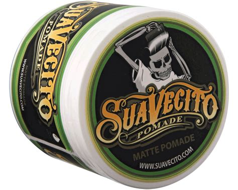 Suavecito Premium Matte Pomade matte pomade water based matte finish for a healthy look suavecito hair pomade