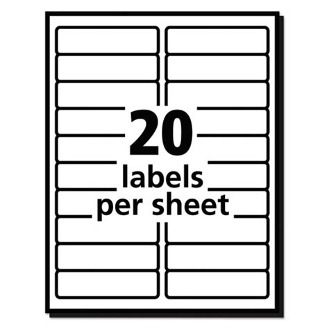 avery template 5161 avery 5161 labels