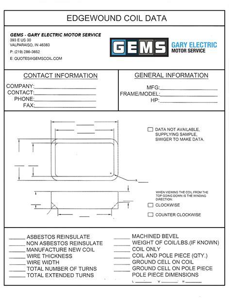 general electric motors wiring diagram gem wiring