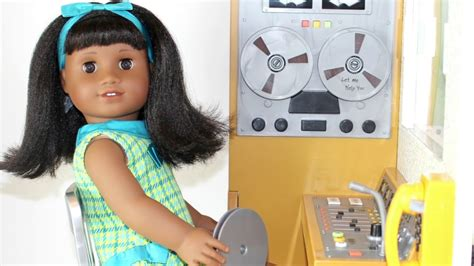 doll studio american american doll recording studio playset review