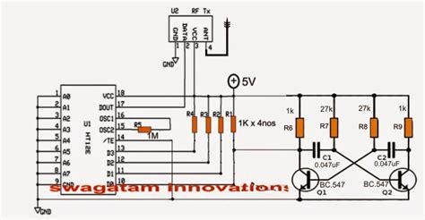 key finder circuit pet or kid tracker circuit circuit
