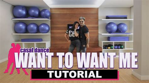 tutorial want to want me want to want me jason derulo casal dance tutorial