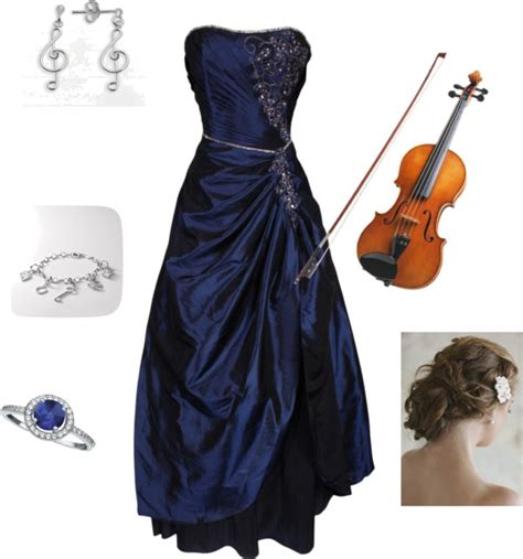 Dress Fioline quot recital dress quot by morganl09 on polyvore my style