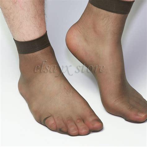 See Through Socks stretchable sheer summer see through socks ebay