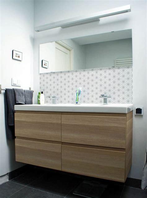 ikea bathroom godmorgon braviken wallpaper floating
