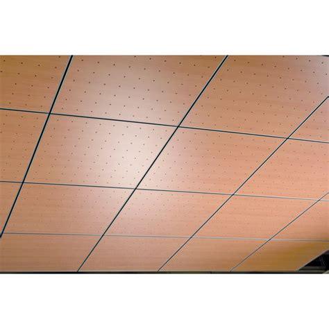 dalles de plafond aspect bois knauf amf